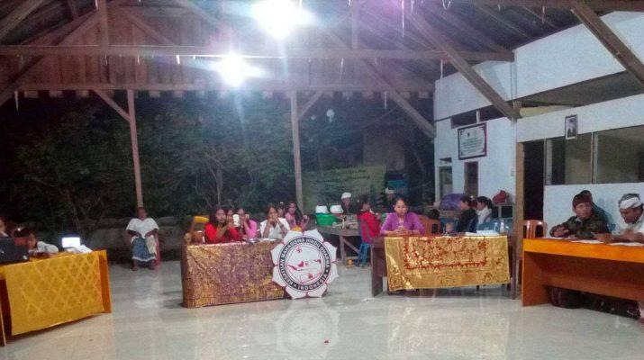 PC KMHDI Palopo Gelar Lomba Dan Renungan Untuk Peringati Hari Saraswati
