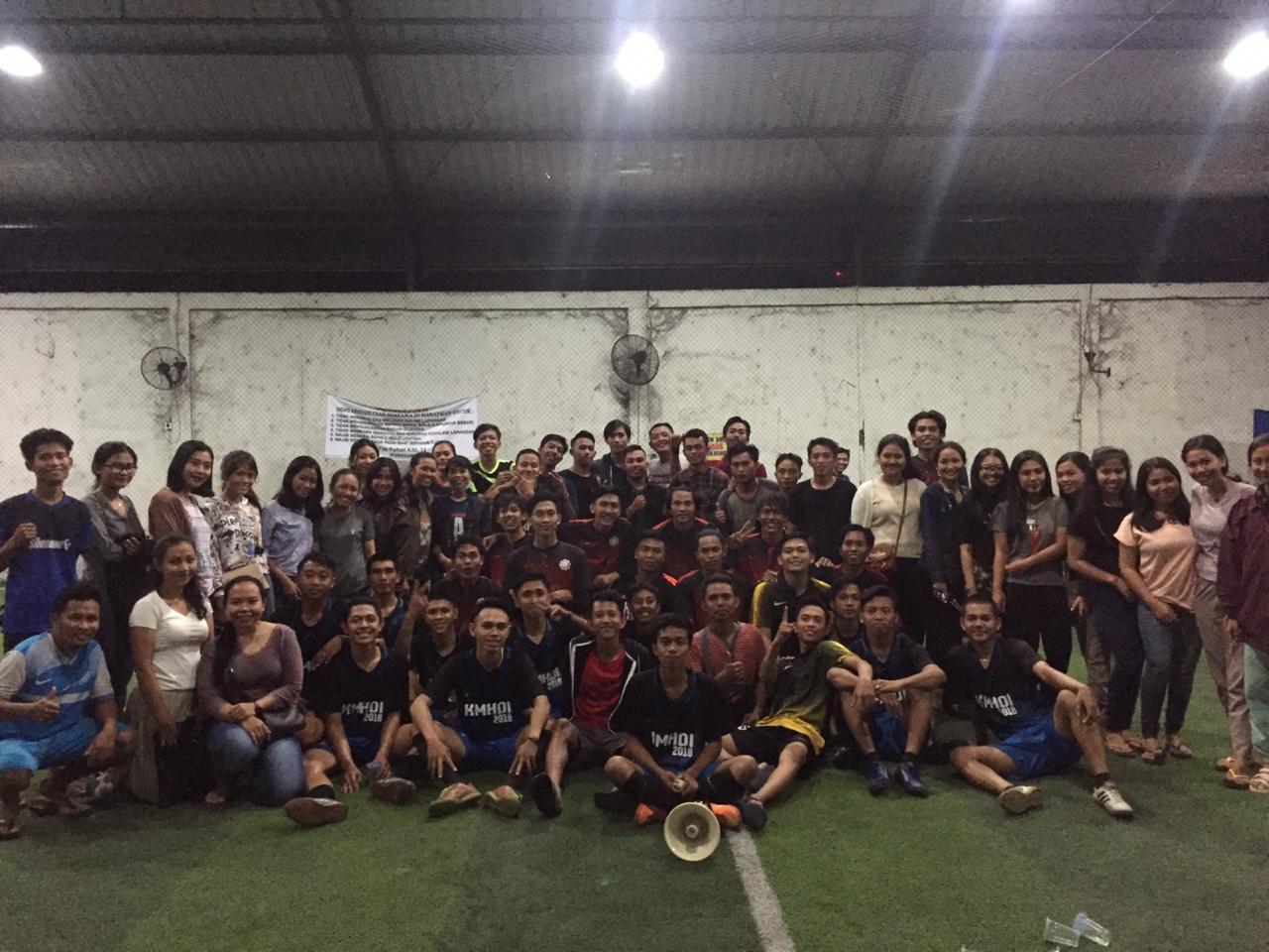 Simakrama,  komisariat KMHDI Makassar gelar futsal cup