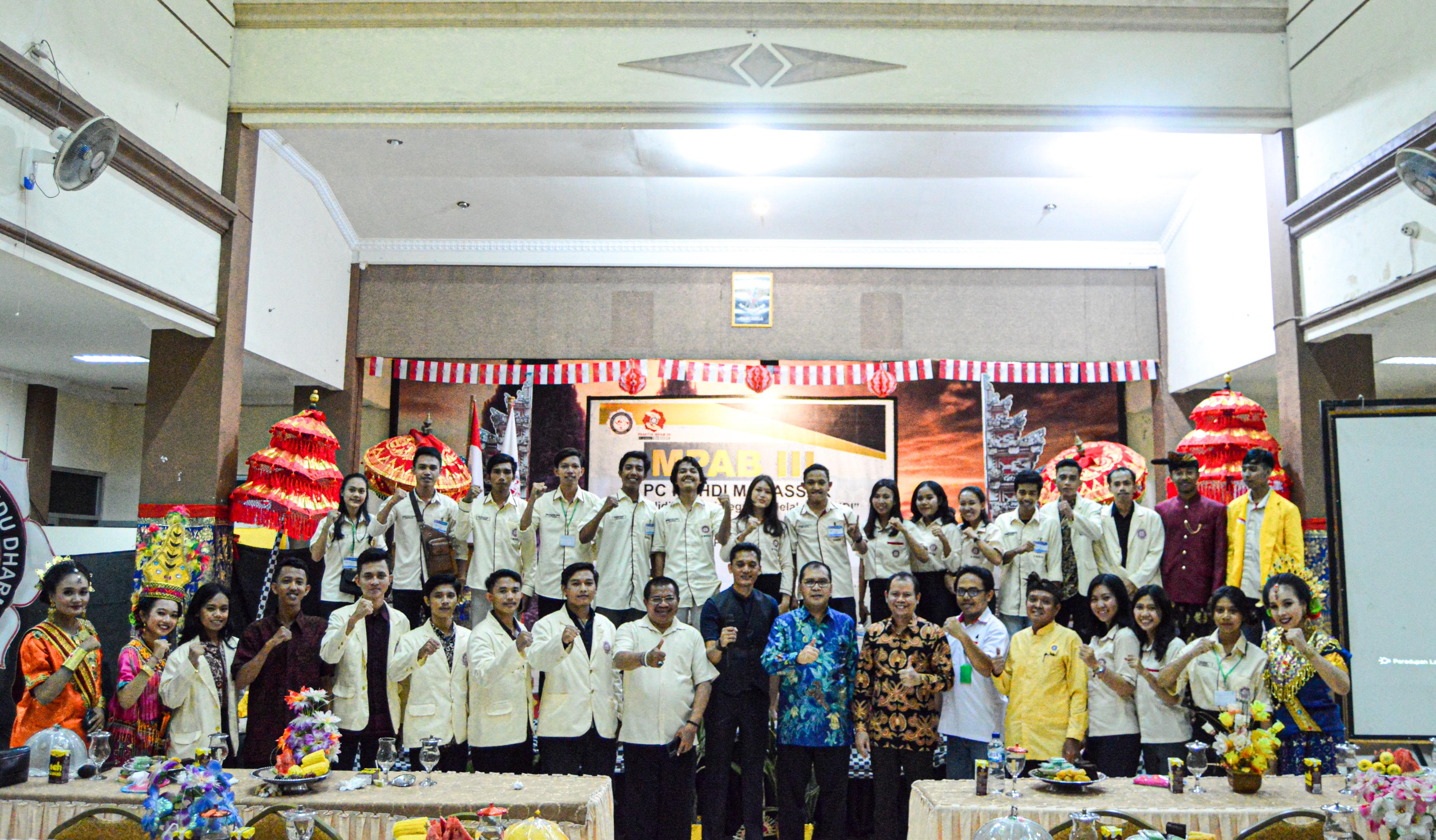 PC KMHDI Laksanakan MPAB III dan Kuliah Umum Bertemakan Pendidikan