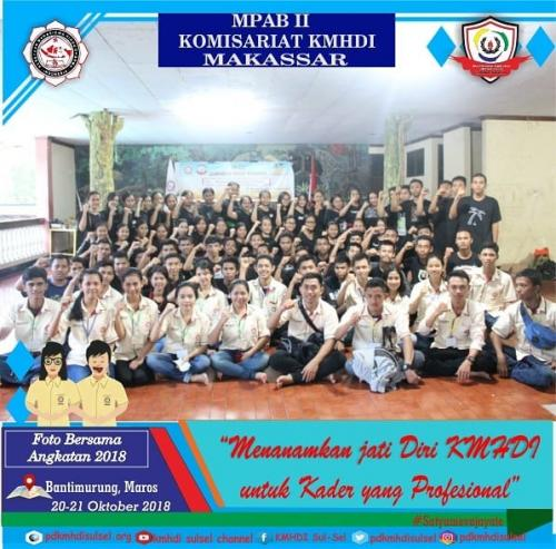 Dokumentasi MPAB II Komisariat Makassar