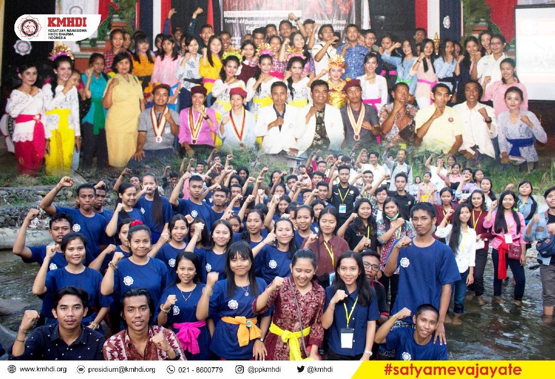 MPAB XIV PC KMHDI Palopo: Wujudkan Generasi Emas Kader Hindu Indonesia Yang Berkarakter