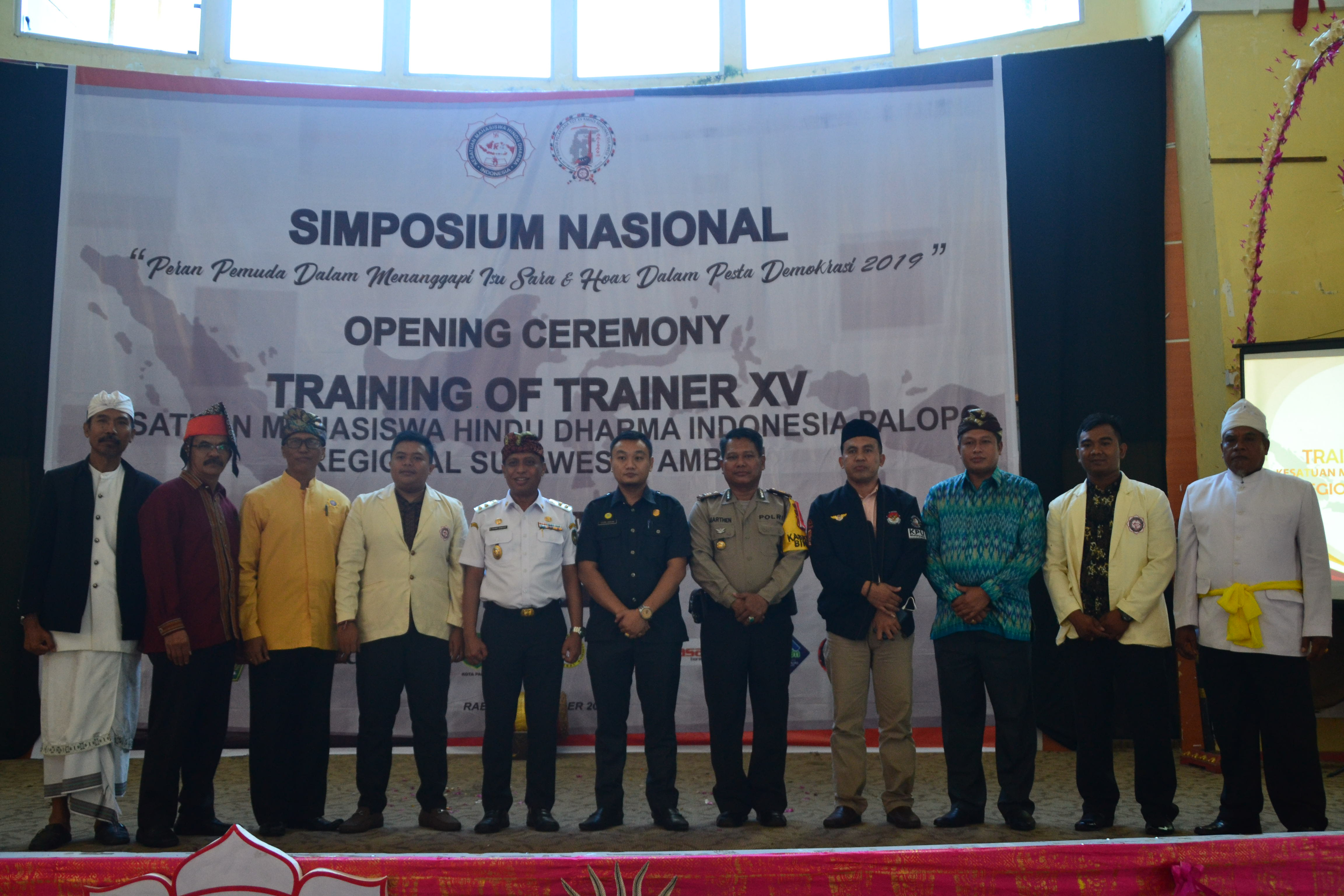 PC KMHDI Palopo Laksanakan TOT Regional Sulawesi
