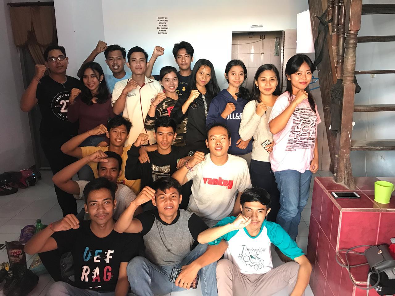 Mahasiswa Hindu STMIK Dipanegara Gelar Musyawarah Pembentukan Komisariat