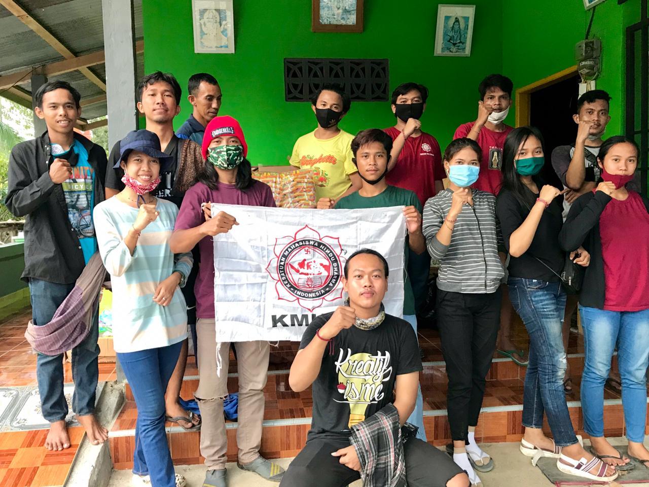 PC KMHDI Makassar Peduli Banjir Bandang Masamba