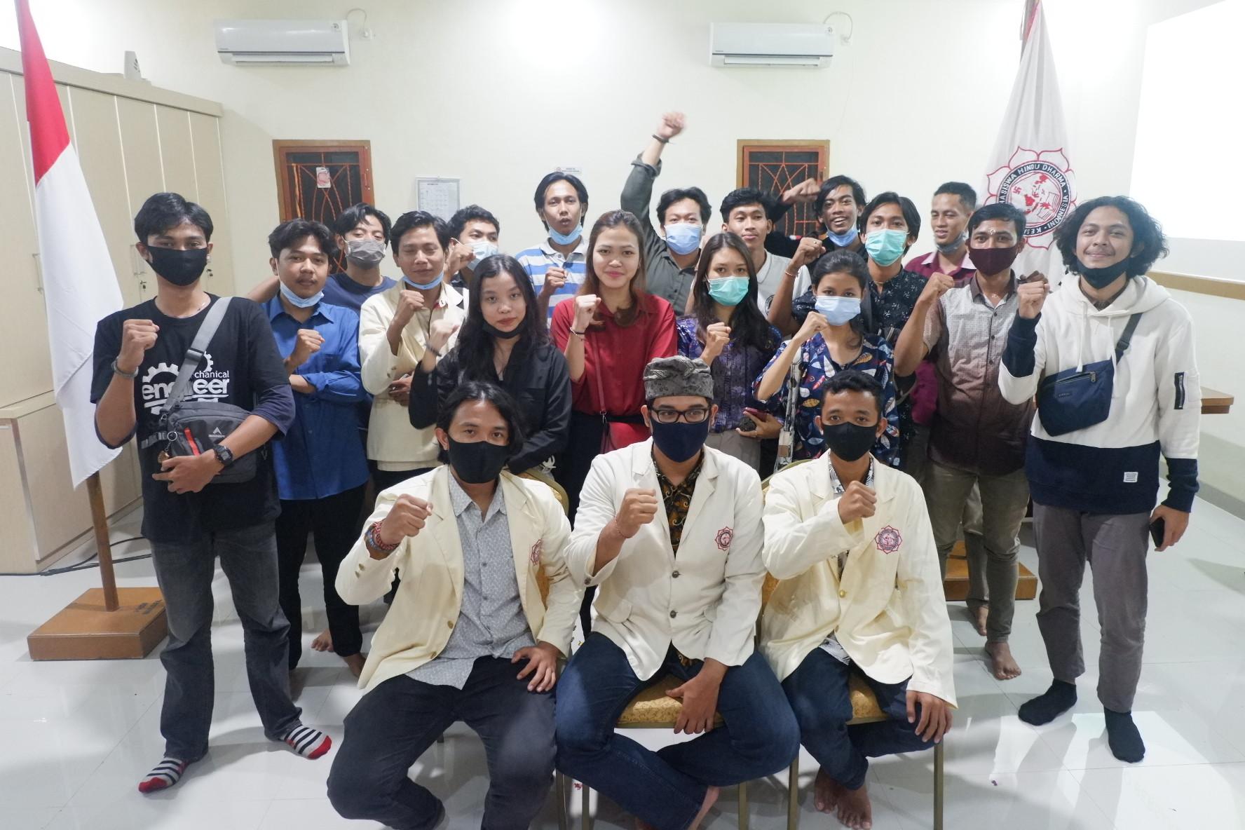 Evaluasi Program Kerja dan Aktualisasi Semangat Ber-KMHDI di Era New Normal PC KMHDI Makassar Gelar RAKORCAB I