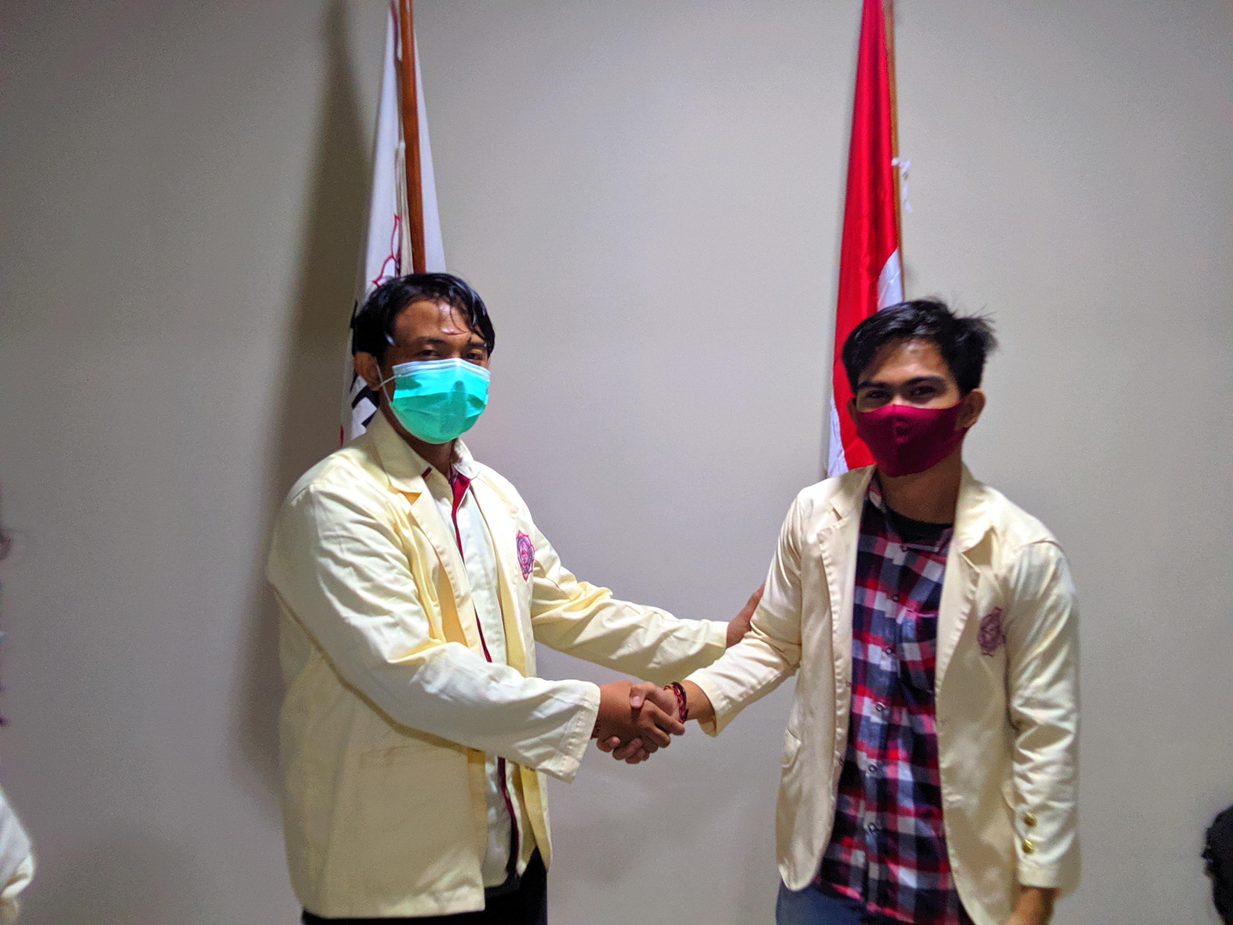 """PC KMHDI Makassar Gelar MPAB IV Secara Online dengan Tema """"Transformasi diri mahasiswa hindu melalui KMHDI di era new-normal"""""""