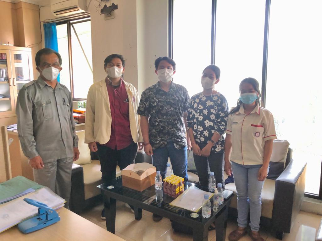 Simon Kendek Paranta Selaku Dirjen Bimas Hindu Sul-Sel Dukung Penuh Kegiatan KMHDI di Sulawesi Selatan