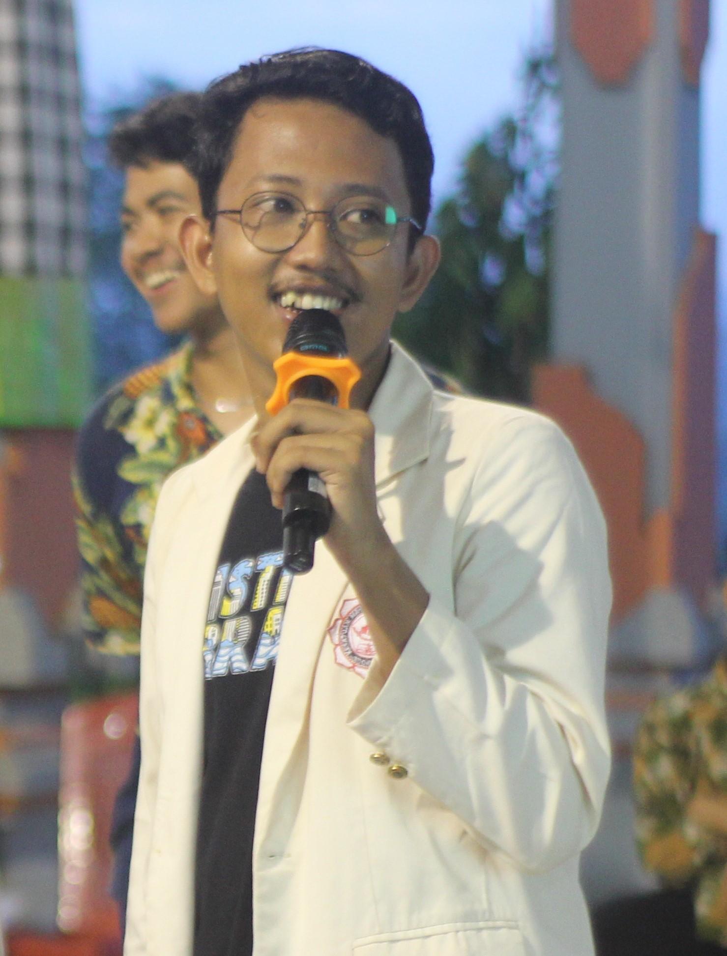 I Putu Yoga Saputra resmi terpilih sebagai Ketua Presidium PP KMHDI periode 2021-2023